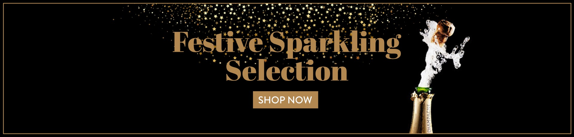 Festive Sparkling Wine Selection
