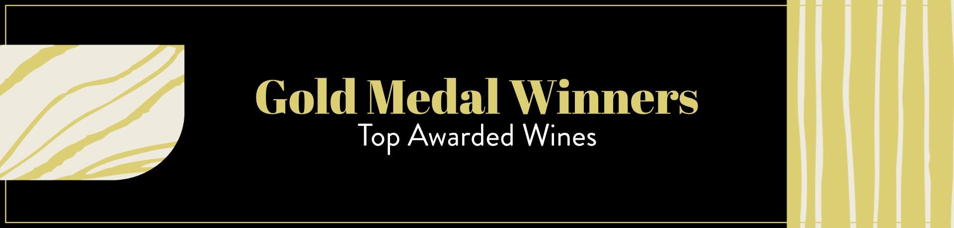 Gold Medal Winning Wines