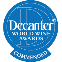 """Résultat de recherche d'images pour """"decanter world wine awards 2019 commended"""""""